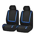 halpa Istuinsuojat autoon-universaali turvaistuimen suoja polyesterikankaasta ajoneuvon istuimen suojaan istuinsuojat sisustustarvikkeet 4kpl