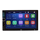Недорогие DVD плееры для авто-2 din autoradio 7-дюймовый автомобильный радиоприемник mp5-плеер мультимедийный проигрыватель 2din аудио bluetooth зеркало ссылка рулевого управления