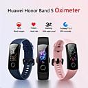 Недорогие Умные браслеты-Huawei Honor Band 5 Smart Watch BT Поддержка фитнес-трекер уведомлять и пульсометр спортивные Bluetooth-гарнитура SmartWatch совместимые телефоны Iphone / Samsung / LG / Android