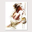 זול הדפסים-דפוס הדפסי בד מתוחים - מופשט ציור אבסטרקט מודרני הדפסים אמנותיים