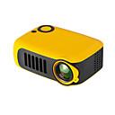 זול מקרנים-מקרן מיני נייד 800 לומן תומך 1080p lcd 50000 שעות חיי מנורה קולנוע ביתי מקרן וידאו