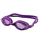 זול Swim Goggles-משקפי שחייה עמיד למים נגד ערפל גודל מתכוונן אנטי-UV מרשם שיקוף ג'ל סיליקה PC שחור כחול כחול בהיר שחור כחול כחול בהיר