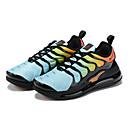 זול נעלי ספורט לגברים-בגדי ריקוד גברים נעלי נוחות מיקרופייבר אביב קיץ ספורטיבי נעלי אתלטיקה ריצה Wine / שחור לבן / ירוק בהיר