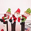 povoljno Božićni ukrasi-1pcs božićni pribor boca vina božićni ukras božićne božićne večere