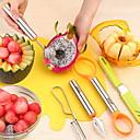 povoljno Pribor za voće i povrće-Nehrđajući čelik / željezo Tools Kreativna kuhinja gadget Kuhinjski pribor Alati Nova kuhinjska oprema 1pc