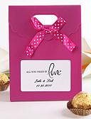 رخيصةأون هدايا المساند للحضور-خلاق أقمشة غير محبوكة صالح حامل مع شرائط حقائب هدايا - 12