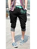 ieftine Pantaloni Bărbați-Bărbați Cute Stil Pantaloni Scurți Pantaloni Sport Pantaloni Pantaloni Leopard Scrisă
