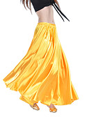 hesapli Göbek Dansı Giysileri-Göbek Dansı Etek Kadın's Eğitim Saten / Performans / Balo Salonu