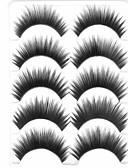 abordables Bufandas de Moda-Pestaña Herramientas de Maquillaje Pestañas Postizas Maquillaje Pestaña Diario Maquillaje de Diario / Maquillaje de Halloween / Maquillaje de Fiesta Denso Natural Rizado Cosmético Útiles de Aseo
