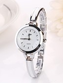 cheap Quartz Watches-Women's Ladies Wrist Watch Quartz Casual Watch Alloy Band Analog Charm Fashion Silver - Silver Golden