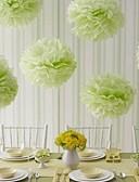 Χαμηλού Κόστους Νυφικά-Γάμου / Πάρτι / Γαμήλιο Πάρτι Μεικτό Υλικό Διακόσμηση Γάμου Άνθινο Θέμα / Κλασσικό Θέμα Όλες οι εποχές