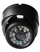 billige Toppe-dome utendørs ip kamera 720p e-post alarm nattesyn bevegelsesvarsling p2p