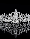 cheap Wedding Dresses-The Bride Crown Han Edition Shining Diamond Tiara Wedding Jewelry Hot Style Selling