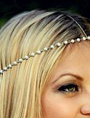 abordables Vestidos de Dama de Honor-Mujer Flor, Perla Artificial / Legierung Diadema - Elegante / Bandas de cabeza / Bandas de cabeza