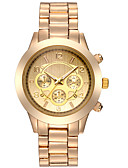 cheap Quartz Watches-Women's Wrist Watch Japanese Casual Watch Alloy Band Fashion / Elegant Silver / Gold / Rose Gold / One Year / SSUO SR626SW