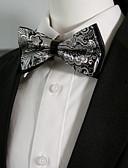 preiswerte Krawatten & Fliegen-Herrn Party Fliege - Schleife / Mehrschichtig Einfarbig / Paisley-Muster