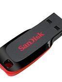 olcso Női hosszú kabátok és parkák-SanDisk 16 GB USB hordozható tároló usb lemez USB 2.0 Műanyag