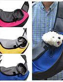cheap Men's Underwear & Socks-Cat Dog Carrier & Travel Backpack Front Backpack Pet Baskets Solid Portable Breathable Yellow Red Green Blue For Pets