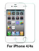povoljno Zaštitne folije za iPhone-AppleScreen ProtectoriPhone 6s 9H tvrdoća Prednja zaštitna folija 1 kom. Kaljeno staklo