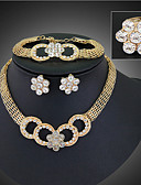 cheap Women's Belt-Women's Others Jewelry Set Rings / Earrings / Necklace - Regular For Wedding / Party / Special Occasion