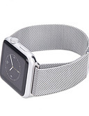 cheap Dress Watches-Watch Band for Apple Watch Series 4/3/2/1 Apple Milanese Loop Stainless Steel Wrist Strap