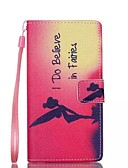 cheap Women's Bottoms-Case For Huawei / Huawei P8 Lite P8 Lite / Huawei Case Wallet / with Stand Full Body Cases Word / Phrase Hard PU Leather for Huawei P8