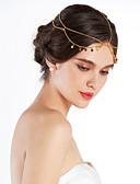 preiswerte Damen Schals-Aleación Kopfbedeckung / Kopf Kette mit Blumig 1pc Besondere Anlässe / Normal / Draussen Kopfschmuck