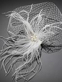ieftine Voal de Nuntă-Un nivel Nuntă Voal de Nuntă Voaluri de Obraz Voal de Nuntă Cu Plasă Dantelă Prințesă