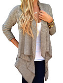 cheap Women's Sweaters-Women's Long Sleeves Cardigan - Polka Dot