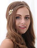 preiswerte Damen Jeansjacken-Damen Aleación Stirnband - Blume