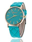 baratos Quartz-Xu™ Mulheres Relógio de Pulso Relógio Casual PU Banda Amuleto / Fashion Preta / Branco / Marrom