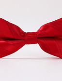 رخيصةأون ربطات العنق للرجال-ربطة العقدة خلاق - ستايل حفلة/سهرة رسمي ترف خطوط مكتب / الأعمال للرجال