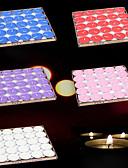 abordables Velas de Regalo-Tema Playa Tema las Vegas Tema Asiático Tema Floral Tema Lazo Tema Clásico Tema Fantástico Baby Shower Los favores de la vela - 50/1 Velas