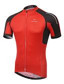 hesapli Gelin Şalları-XINTOWN Erkek Kısa Kollu Bisiklet Forması - Kırmzı Yeşil Bisiklet Forma, Hızlı Kuruma, Ultravioleye Karşı Dayanıklı, Nefes Alabilir