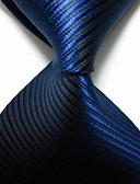 זול עניבות ועניבות פרפר לגברים-עניבת צווארון - יצירתי מסוגנן מסיבה / ערב / סגנון רשמי / פאר בגדי ריקוד גברים