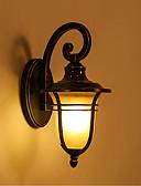 billige Aftenkjoler-Rustikt / hytte Væglamper Metal Væglys 110-120V / 220-240V 5w