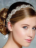 preiswerte Kopfbedeckungen für Damen-Damen Elegant Stirnband - Blume