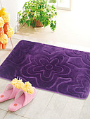 cheap Mother of the Bride Dresses-1pc Casual Bath Rugs Polyester Contemporary Bathroom Easy to clean