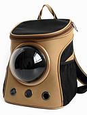 baratos Vestidos de Mulher-Gato Cachorro Tranportadoras e Malas Astronauta Cápsula Transportador Animais de Estimação Transportadores Portátil Respirável Sólido
