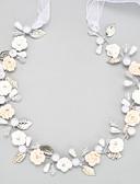 hesapli Gelinlikler-Kristal / İmitasyon İnci / alaşım  -  Headbands 1 Düğün / Özel Anlar Başlık
