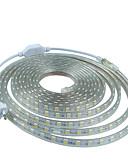 お買い得  メンズ ウォッチ-12m 720 LED 5050 SMD 温白色 / ホワイト / ブルー 防水 220 V / # / IP65