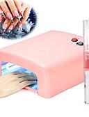 billige Brudepigekjoler-UV-lamper og -pærer 36 W 110-220 V Nail Art Design Afslappet / Hverdag Daglig Let at bære / Praktisk