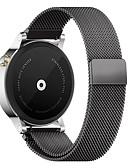 tanie Koszulki i tank topy męskie-Watch Band na Gear S3 Frontier Samsung Galaxy Metalowa bransoletka Metal / Stal nierdzewna Opaska na nadgarstek