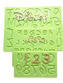 preiswerte Kleideruhr-Backwerkzeuge Silikon Kuchen / Plätzchen / Chocolate Backform 1pc