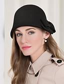 baratos Chapéus Femininos-headpiece de chapéus com imitação de pérolas / strass casamento / festa headpiece