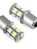 billige Kjoler-2pcs Bil Elpærer 1W SMD 5050 LED Baglygte