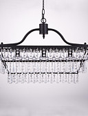 abordables Biquinis y Bañadores para Mujer-QINGMING® 3-luz Lámparas Araña Luz Downlight - Cristal, 110-120V / 220-240V Bombilla no incluida / 10-15㎡ / E12 / E14
