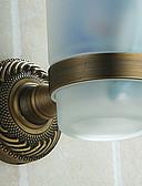 povoljno Dodaci za kupaonicu-Držač četkica za zube / Vintage nikl Aluminijum /Starinski