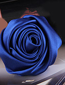 cheap Wedding Wraps-Men's / Women's / Couple's Brooches - Stylish Brooch Wine / Dark Purple / Royal Blue For Wedding / Party / Halloween / Daily