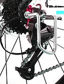 זול מכנסיים ושורטים לגברים-הילוכי מגן עמיד רכיבת פנאי / רכיבה על אופניים / אופנייים / BMX סגסוגת אלומיניום שחור